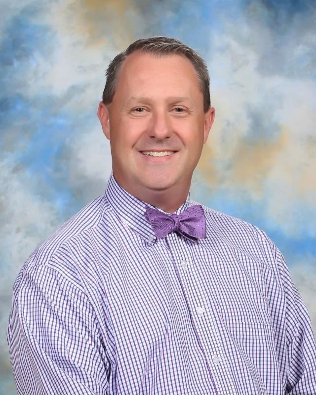 Mr. Tre' Perry, Assistant Principal