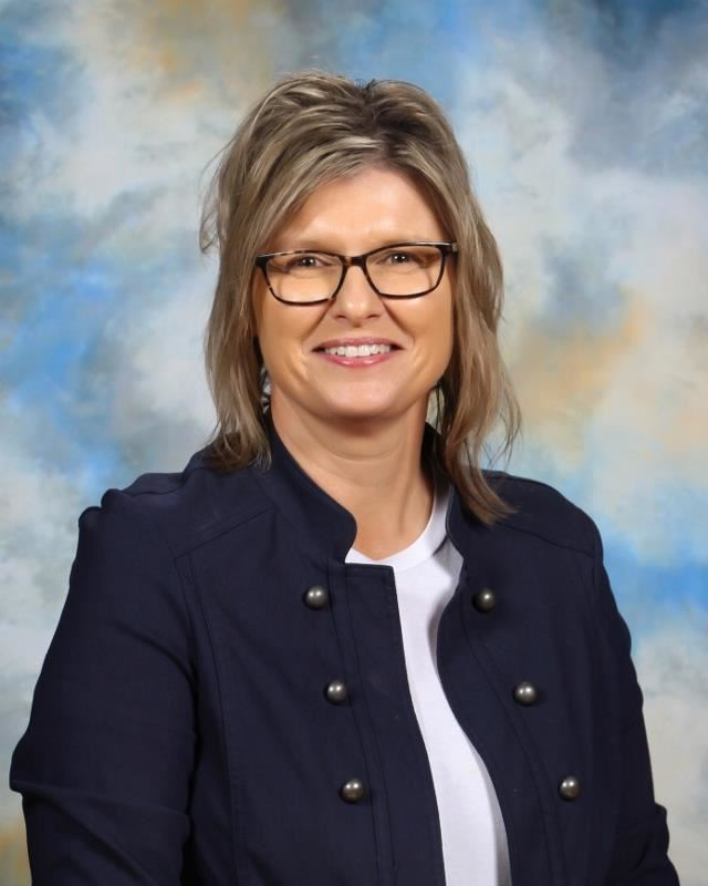 Mrs. Sharon Johnson, Principal