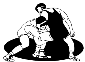 Picture of Wrestlers