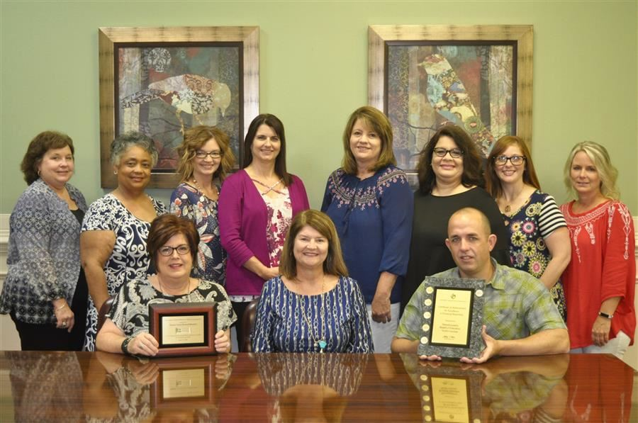 Finance Department Receives NC State Board of Education Achievement Award, GFOA, and ASBO Awards for Financial Reporting