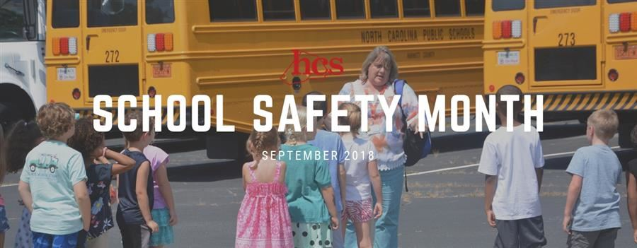 HCS School Safety Awareness